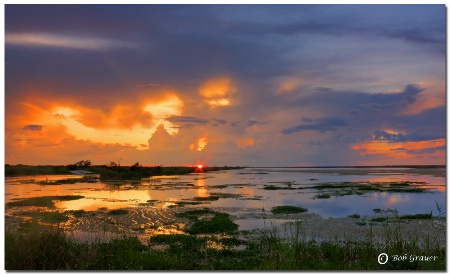 Lox Sunset 30Aug09 #1
