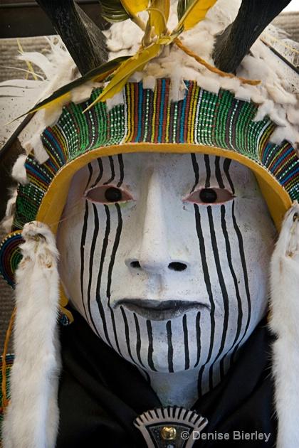 Mask - ID: 8922058 © Denise Bierley