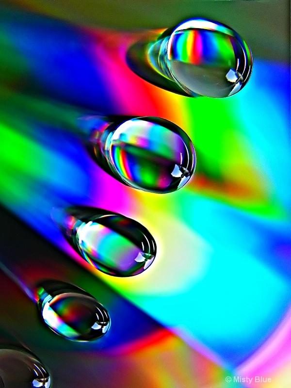 Drops of Jupiter…