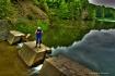 Lake Treman Spill...