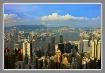 Hongkong from the...
