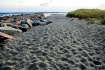 Beach by the Jett...