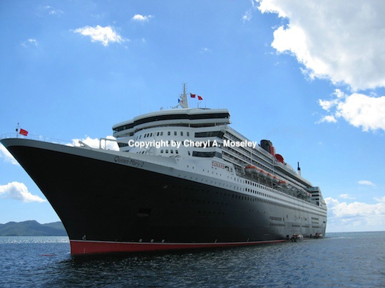 Queen Mary 2 - ID: 9175951 © Cheryl  A. Moseley