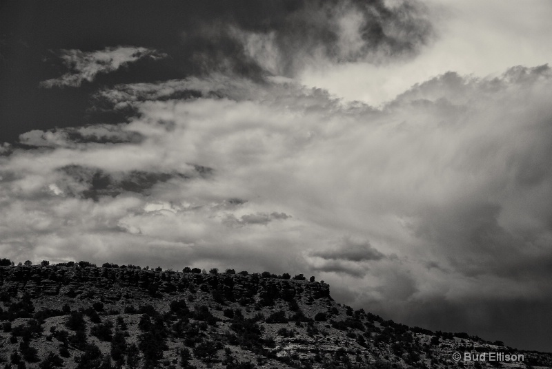 Mesa In The Clouds