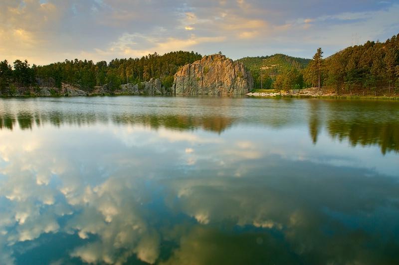 Legion Lake Morning