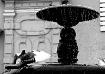 A bath in the cit...