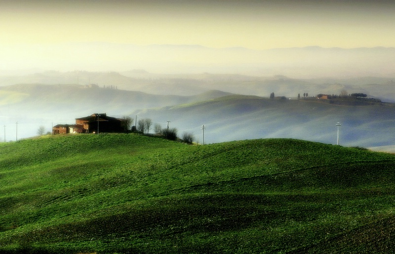 That day in Toscana.