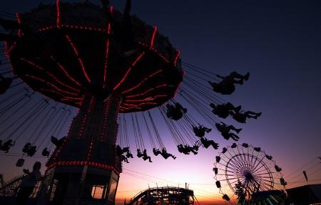 Fly Away! - Puyallup fair, 2009
