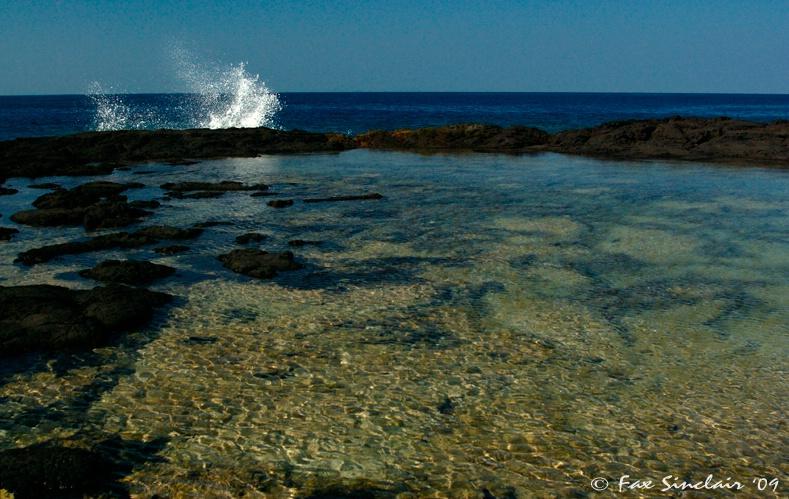 Place of Refuge -  Splash  - ID: 9507136 © Fax Sinclair