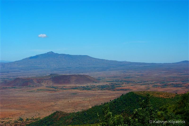 Great Rift Valley - ID: 9510117 © Kathryn R. Kilpatrick