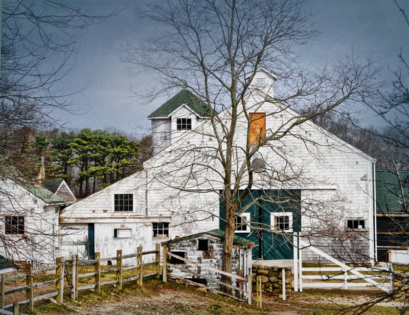 Martha's Vineyard Barn