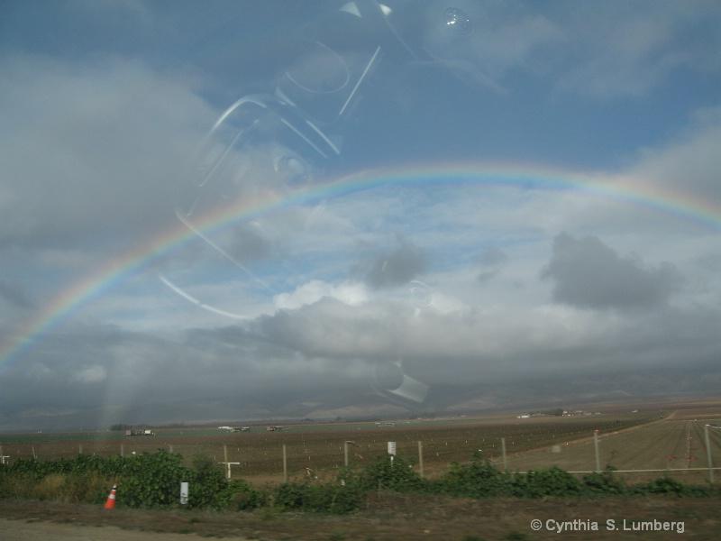 Rainbow Light. . . - ID: 9580879 © Cynthia S. Lumberg
