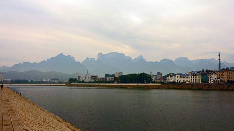 Zhangjiajie with Lishui River - ID: 9603865 © STEVEN B. GRUEBER