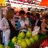 © STEVEN B. GRUEBER PhotoID# 9612378: Market Browsing with Daisann, Hong Kong (2009)