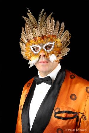 The Gentleman's Mask