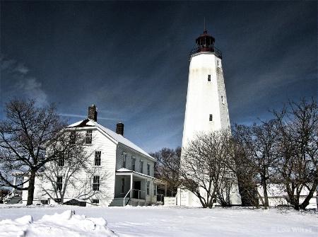 Sandy Hook Light House