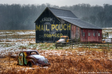 Mail Pouch Barn #2