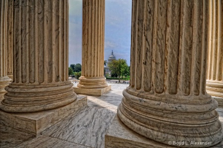 A Capitol View