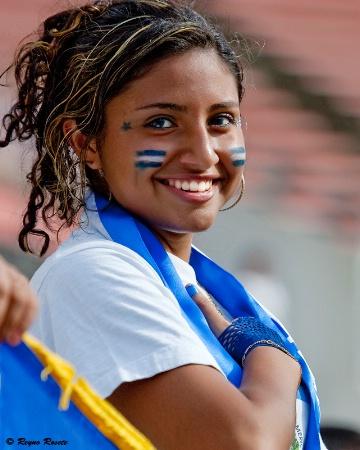 Proud Salvadoran
