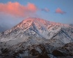 Sunrise Alpenglow...