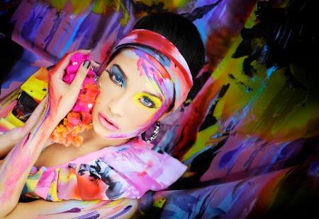 Kharu's Colours