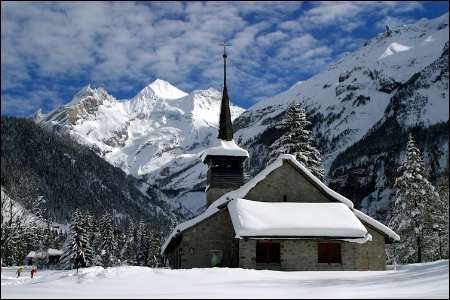 A Winter Paradise