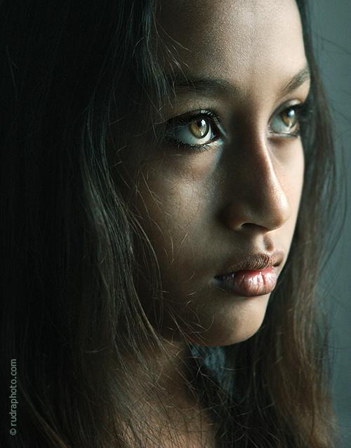 When Eyes Speak ..........