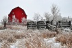 FROSTED FARMSTEAD