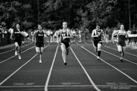 Sprint to the Finish