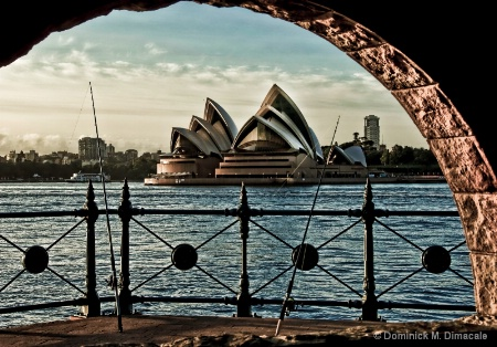~ ~ UNDER THE ARCHES ~ ~