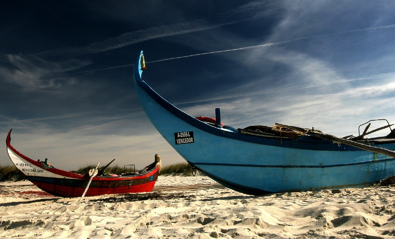 Atlantis - A tribute to fishermen.