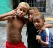 Boys in Panama ha...