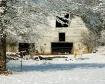 Barn in Snow.