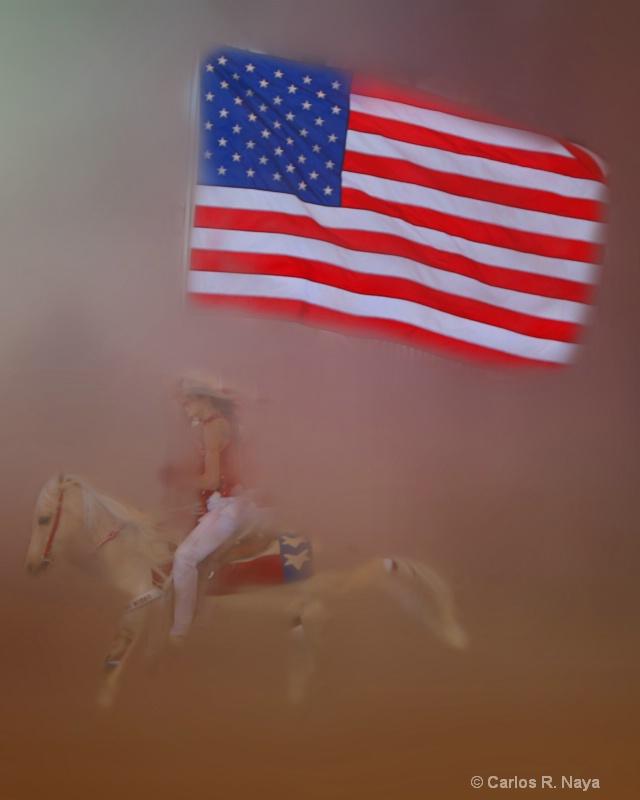 Grand Old Flag - ID: 9875909 © Carlos R. Naya