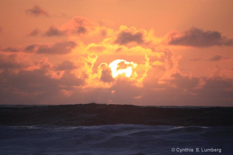 Solar Flair. . . - ID: 9885474 © Cynthia S. Lumberg