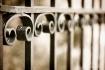 [behind bars]