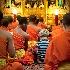 © Jeff Lovinger PhotoID# 9906452: Ben, in wat xieng thong, Luang Prabang,Laos