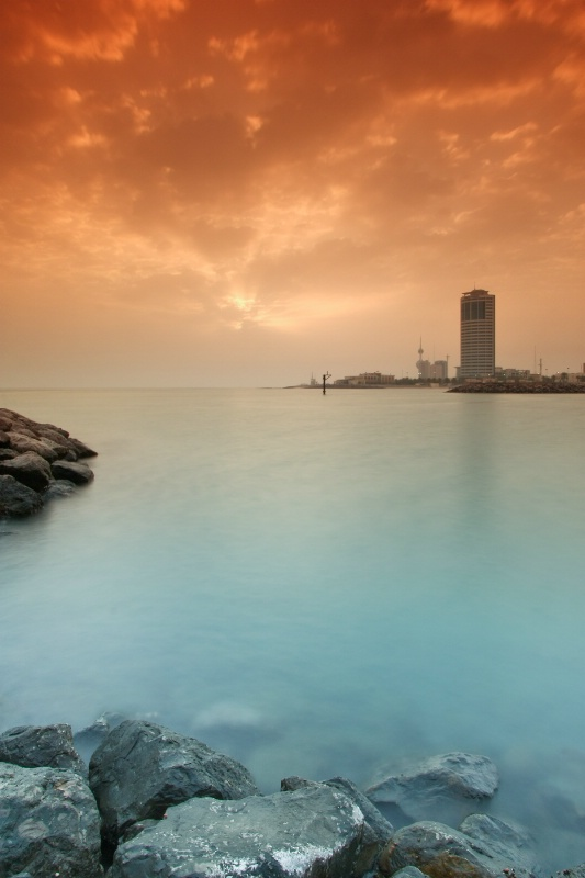 Sunrise @ Shouq Sharq