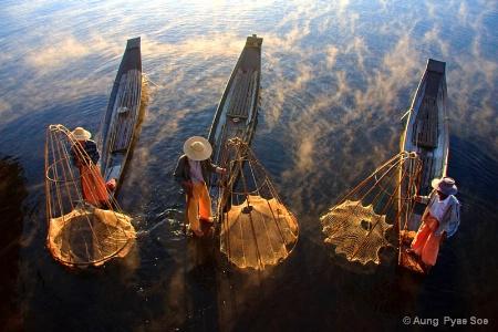 The Three Fishermen