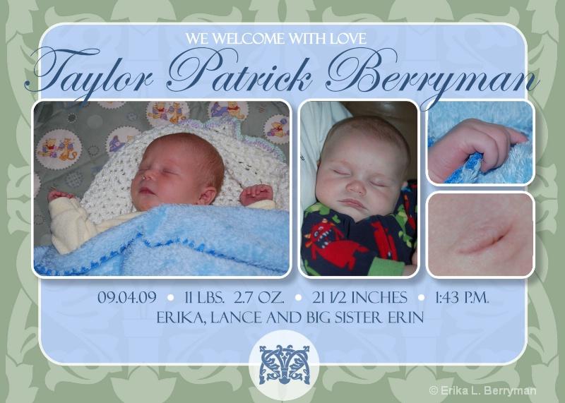 boy05 5x7 blue green - ID: 10013054 © Erika L. Ward