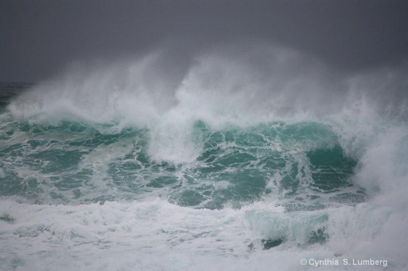 Waves 17 Mile Drive, Pebble Beach, CA - ID: 10015727 © Cynthia S. Lumberg