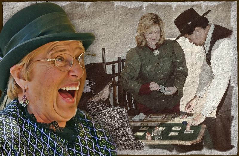 The Joy of Winning! - ID: 10036640 © JudyAnn Rector