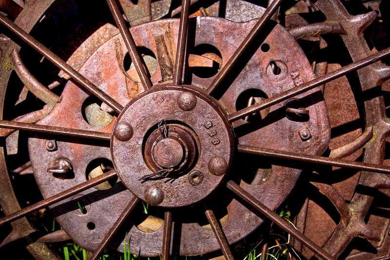 Rust In Peace - ID: 10049020 © Steve Abbett