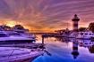 Harbour Reflectio...