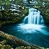 © Denny E. Barnes PhotoID# 10087746: Whitehorse Falls, Oregon