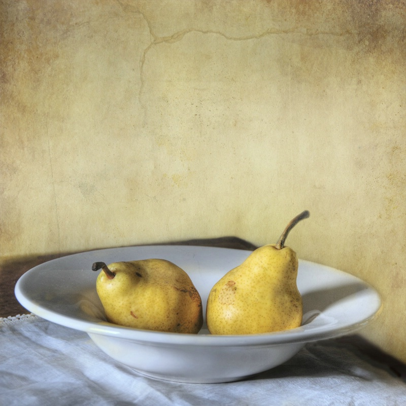 Yellow Pears #2