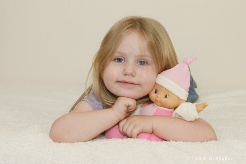 Sweet Emily - ID: 10157315 © Lisa R. Buffington