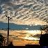 © John R. Grede PhotoID # 10167490: evening clouds