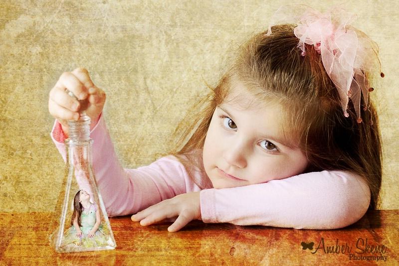 ~Fairy In A Bottle III~