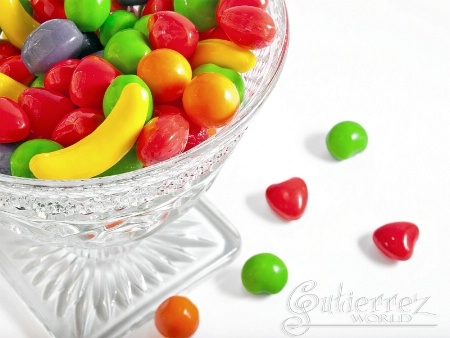 I want candy!